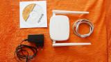Router Wireless-N Tenda N301, 300Mbps, 2