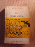 Zece negri mititei - AGATHA  CHRISTIE, Agatha Christie