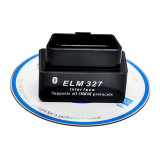 Interfata diagnoza Elm327 mini bluetooth OBDII OBD2 + CD (v.75)