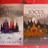 Evelyn Skye - Jocul Coroanei; Destinul Coroanei (DUOLOGIA Jocul Coroanei), Corint