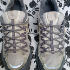 Adidasi New Balance originali, textil, talpa spuma, nr.47-31 cm. - Adidasi barbati New Balance, Culoare: Gri