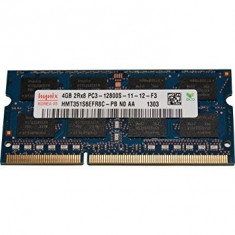 Memorie Laptop SODIMM Hynix 4GB DDR3 PC3-12800S 1600Mhz - Memorie RAM laptop