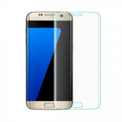 Folie sticla curbata Samsung Galaxy S7 Edge (Full Face ) transparenta foto