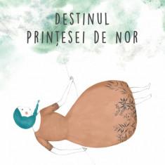 Destinul Prințesei de Nor CATALINA MICIU - cu autograf si BONUS