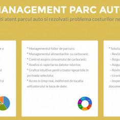 Aplicatie Management Parc Auto - Solutii business