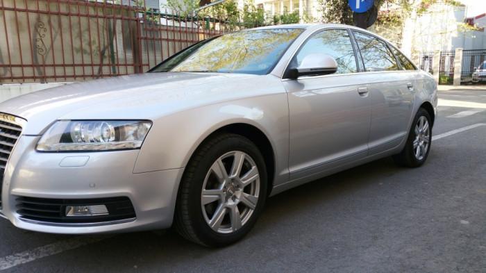Audi A6-2011, 2.0 TDI, 125Kw, 170 cp, euro 5