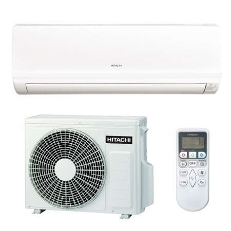 Aparat de aer conditionat Hitachi Eco-Confort 12000 BTU foto mare