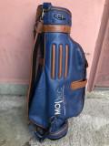 Geanta profesionala,pentru crose  de golf,Modec Kasco