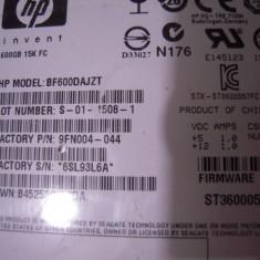 HDD server HP, 500-999 GB