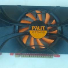 Placa video gts 450 ddr5. 200 ron, Palit