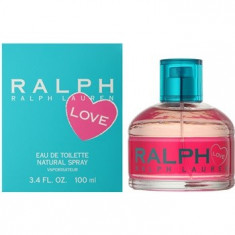 Ralph Lauren Love eau de toilette pentru femei 100 ml - Parfum femeie