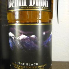 Whisky BEINN DUBH, THE BLACK, CL 70 GR 43