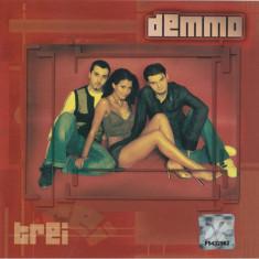 Demmo – Trei (1 CD) - Muzica Pop a&a records romania