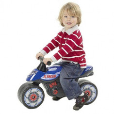 Moto Xracer Bleo, Falk