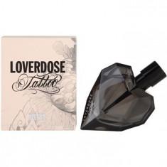 Diesel Loverdose Tattoo eau de parfum pentru femei 50 ml - Parfum femeie
