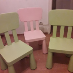Scaune copii cauta proprietari veseli - Masuta/scaun copii