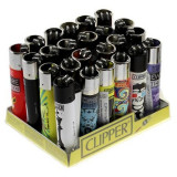 Brichete CLIPPER Large Printed X 24 buc.