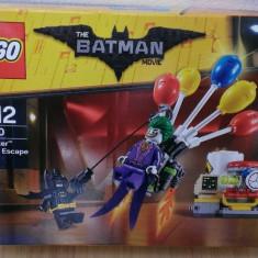 Lego Batman Original 70900 - Joker Evadarea cu balonul - Nou, Sigilat