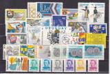 Uruguay  1979/80  lot de timbre serii complete + 2 blocuri  MNH  w50  Michel =39, Nestampilat