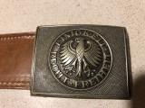 Pafta,metalica,armata germana,originala