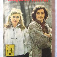 MAGAZIN ESTIVAL CINEMA 1981 - Almanah