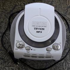 CD TEVION RADIO /CEAS MP3 , MODEL CD-11A MP3