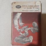 Un studiu in rosu. Semnul celor patru- Arthur Conan Doyle