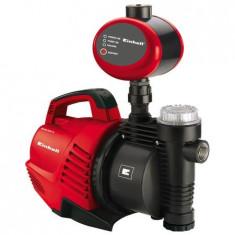Pompa apa automatizata Einhell GE-AW 9041 E, 900 W - Pompa gradina Einhell, Pompe de suprafata
