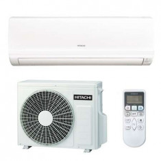 Aparat de aer conditionat Hitachi Eco-Confort, 18000 BTU, Inverter, A+, Standard