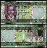 Sudan Sud 2011 - 1 pound UNC