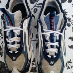 Adidasi New Balance originali, textil, talpa spuma, nr.40, 5-26 cm. - Adidasi barbati New Balance, Culoare: Multicolor