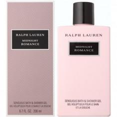 Ralph Lauren Midnight Romance gel de dus pentru femei 200 ml - Parfum femeie
