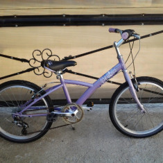 "Decathlon / Mistigri / bicicleta copii 20"" (7-12 ani), 6"