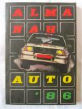 ALMANAH AUTO 1986. Absolut nou