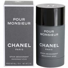 Chanel Pour Monsieur deostick pentru barbati 75 ml - Parfum barbati