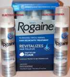 Spuma ROGAINE Men 5% Minoxidil - Tratament regenerare a parului