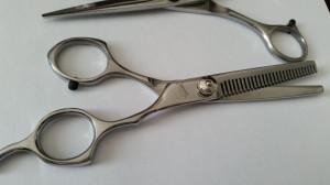 Foarfeca pentru filat par Jaguar frizerie coafor NOU produse accesorii salon