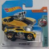 Hot Wheels - '69 Camaro Z28 - Treasure Hunt (2017), 1:64