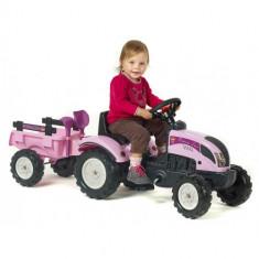 Tractor Princess cu Remorca Falk
