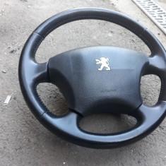 Volan piele + Airbag 2007 Peugeot 407 2.0 HDI (103.000 km)