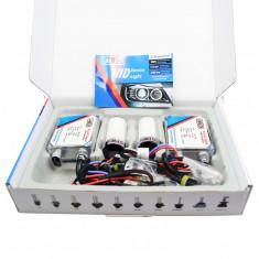 Kit Xenon 35w FAT Cartech digital AC Premium + led-uri pozitii CADOU