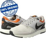 Pantofi sport Nike Air Vibenna pentru barbati - adidasi originali - panza piele, 40, 44, 44.5, Piele intoarsa