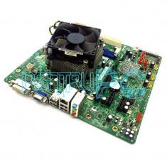 Kit Placa de baza Lenovo + Intel Core i3-2120 3.3GHz + Cooler GARANTIE 1 AN !!, Pentru INTEL, Socket: 1155, DDR 3, Contine procesor, MicroATX