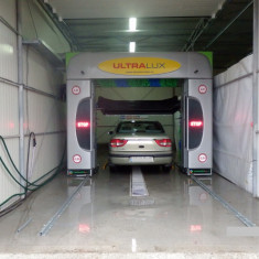Portal spalatorie auto TammerMatic Ultralux