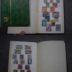 TS223 Clasor cu timbre a5 vechi Austria, Fr, It etc