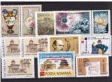 Romania - lot timbre neuzate