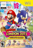 Mario and Sonic at the Olympic Games - London 2012 - Nintendo Wii [Second hand], Actiune, 3+, Multiplayer
