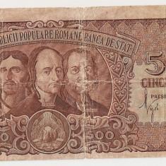 ROMANIA 500 LEI 1949 U - Bancnota romaneasca