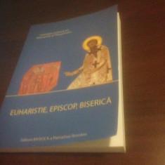 MITROPOLIT IOANNIS ZIZIOULAS- EUHARISTIE, EPISCOP, BISERICA...