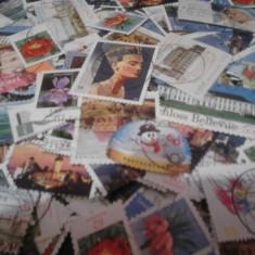 Lot 500 timbre stampilate Germania dupa anul 2005 - Transport gratis !!!, An: 2015, Natura, Europa